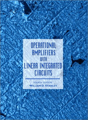 Operational Amplifiers with Linear Integrated Circuits  4th 2002 edition cover