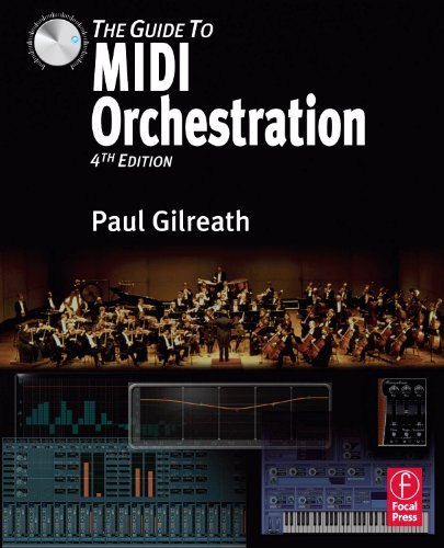 Guide to MIDI Orchestration 4e  4th 2010 edition cover