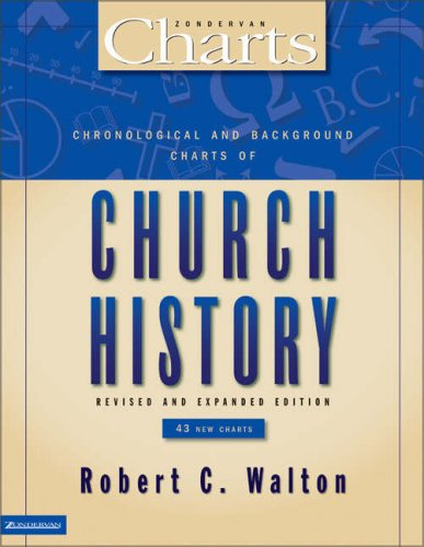 Chronological and Background Charts of Church History   2005 (Revised) edition cover