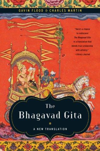 Bhagavad Gita A New Translation  2013 edition cover
