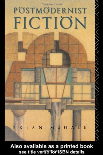 Postmodernist Fiction   1987 edition cover