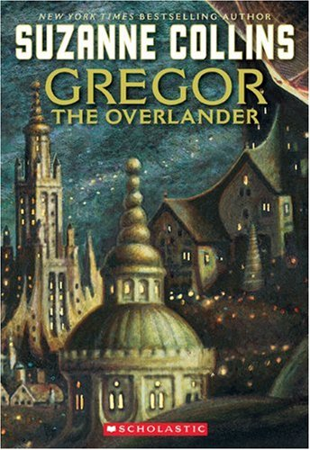 Gregor - The Overlander   2003 edition cover