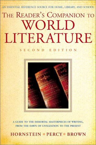 Reader's Companion to World Literature  N/A edition cover