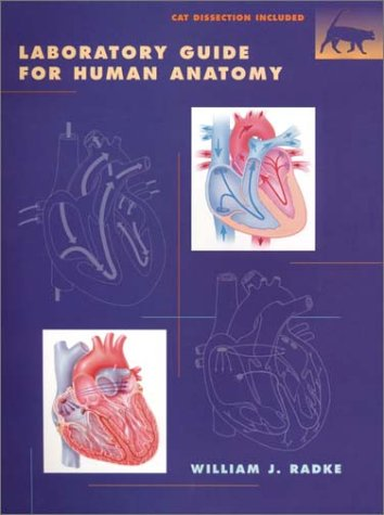 Laboratory Guide to Human Anatomy   2002 edition cover