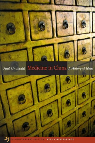 Medicine in China A History of Ideas 2nd 2010 (Anniversary) edition cover