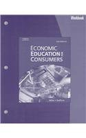 Economic Education for Consumers  3rd 2006 (Workbook) 9780538441131 Front Cover