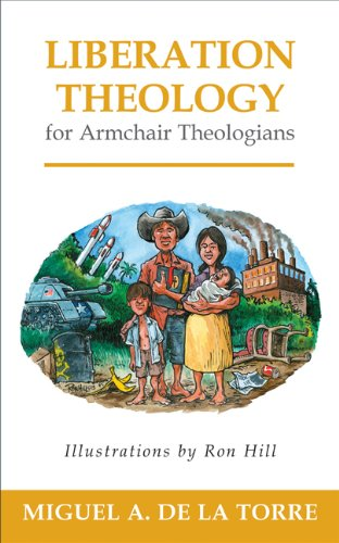 Liberation Theology for Armchair Theologians   2013 edition cover