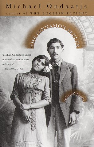 Cinnamon Peeler Selected Poems N/A edition cover