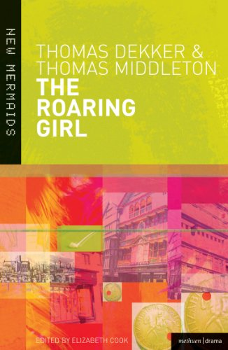 Roaring Girl  2nd 1997 edition cover