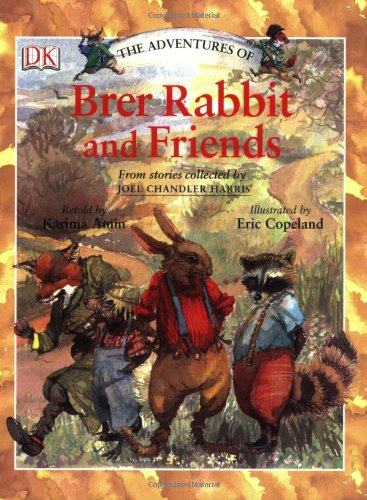 Adventures of Brer Rabbit and Friends  N/A edition cover