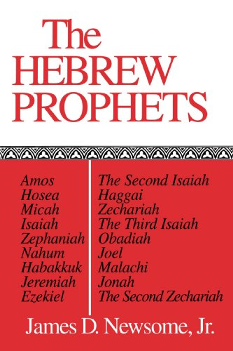 Hebrew Prophets  N/A edition cover