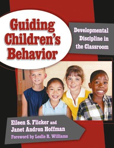 Guiding Children's Behavior Developmental Discipline in the Classroom  2006 edition cover