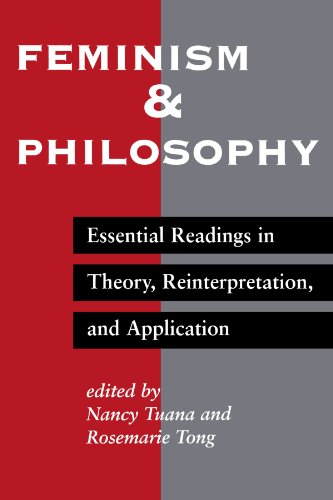 Feminism and Philosophy Essential Readings in Theory, Reinterpretation, and Application  1995 edition cover