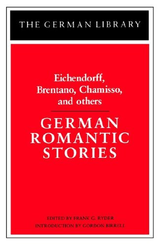 German Romantic Stories  N/A edition cover