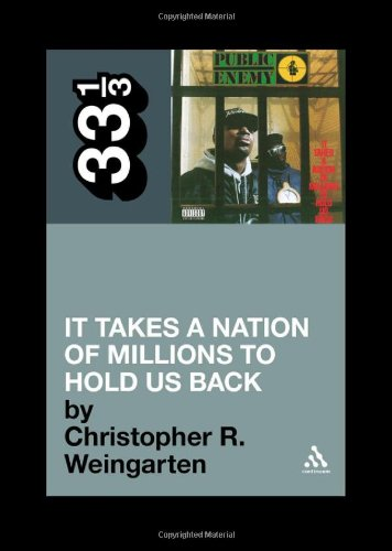 Public Enemy's It Takes a Nation of Millions to Hold Us Back   2010 edition cover