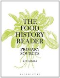 Food History Reader Primary Sources  2014 edition cover