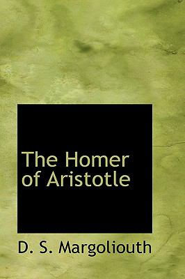 Homer of Aristotle  N/A edition cover