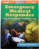 EMERGENCY MEDICAL RESPONDER-STUD.WKBK.  N/A edition cover