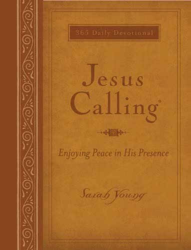 Jesus Calling   2011 (Large Type) 9781400318131 Front Cover