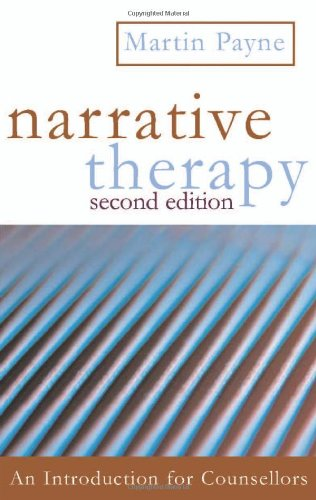 Narrative Therapy  2nd 2006 (Revised) 9781412920131 Front Cover