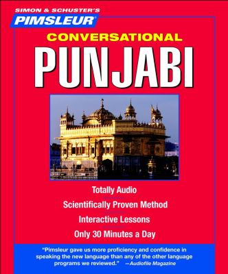Punjabi, Conversational: Learn to Speak and Understand Punjabi With Pimsleur Language Programs  2012 edition cover