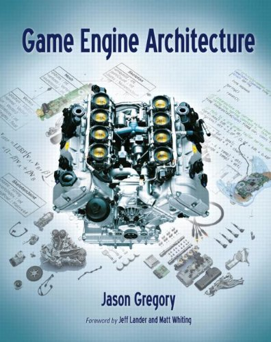 Game Engine Architecture   2009 edition cover