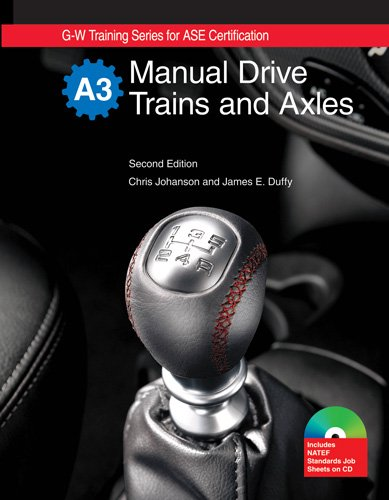 Manual Drive Trains and Axles  2nd 2010 9781605252131 Front Cover
