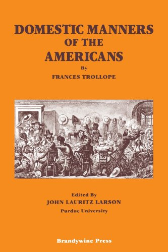 Domestic Manners of the Americans   1993 edition cover