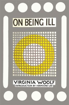 On Being Ill   2012 edition cover
