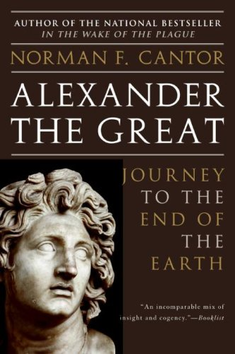 Alexander the Great Journey to the End of the Earth N/A 9780060570132 Front Cover