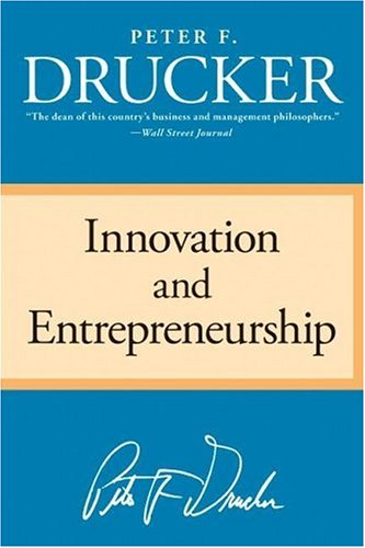 Innovation and Entrepreneurship  N/A edition cover
