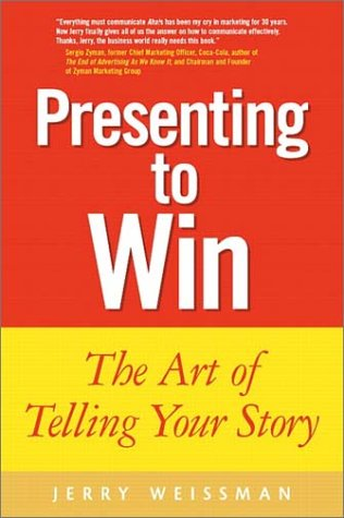 Presenting to Win The Art of Telling Your Story  2003 edition cover