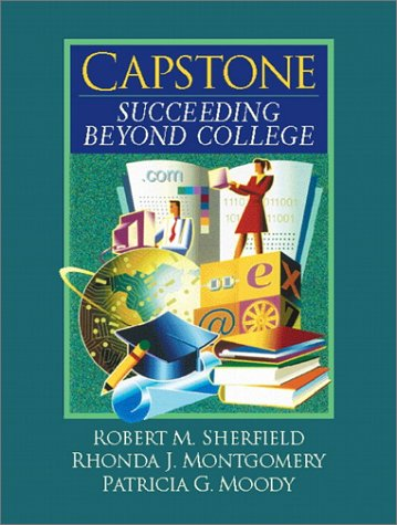 Capstone Succeeding Beyond College  2001 edition cover