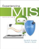 Experiencing Mis:   2015 edition cover