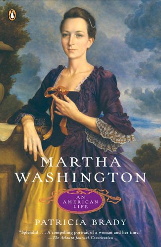 Martha Washington An American Life N/A edition cover