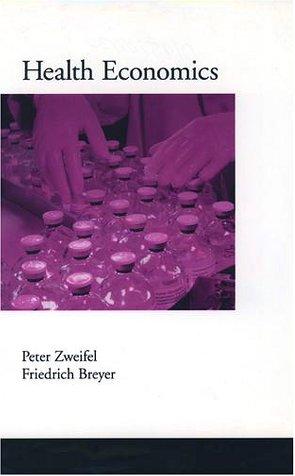 Health Economics   1997 edition cover
