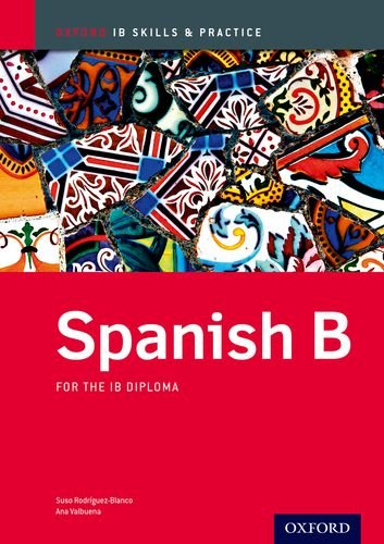 Spanish B  N/A edition cover