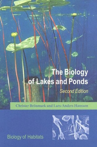 Biology of Lakes and Ponds  2nd 2005 (Revised) edition cover