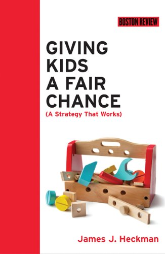 Giving Kids a Fair Chance   2013 edition cover