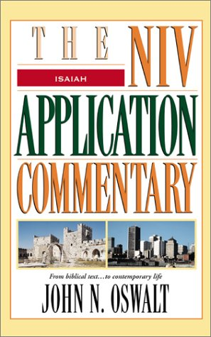 NIV Application Commentary   2003 edition cover
