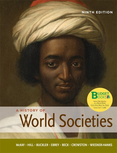 HISTORY OF WORLD SOCIETIES   2011 edition cover