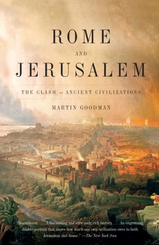 Rome and Jerusalem The Clash of Ancient Civilizations N/A edition cover