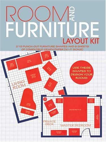 Room and Furniture Layout Kit  N/A edition cover
