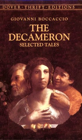 Decameron Selected Tales  2011 edition cover