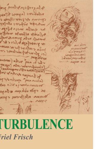 Turbulence The Legacy of A. N. Kolmogorov  1995 edition cover