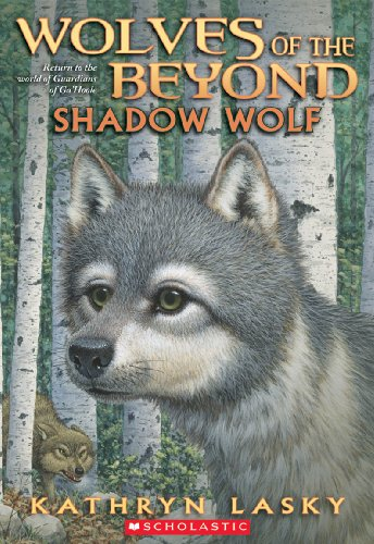 Shadow Wolf  N/A 9780545093132 Front Cover