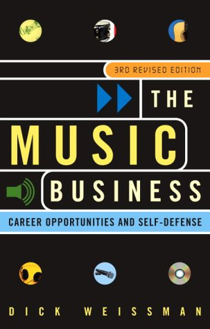 Music Business Career Opportunities and Self-Defense 3rd 2003 edition cover