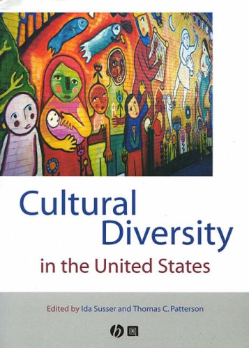 Cultural Diversity in the United States A Critical Reader  2001 edition cover