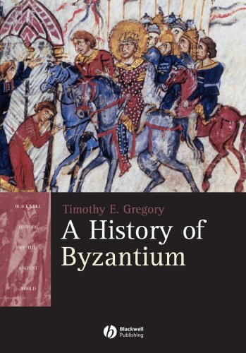 History of Byzantium   2005 edition cover