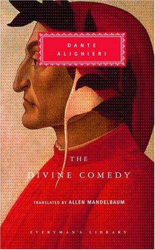 Divine Comedy Inferno; Purgatorio; Paradiso N/A edition cover